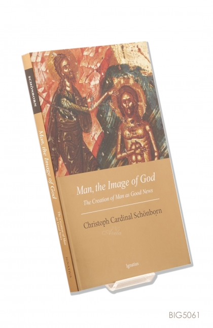 English Book - Man, The Image Of God : The Creation of Man as Good News