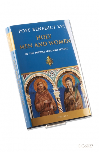 ENGLISH BOOK HOLY MEN AND WOMEN : Of The Middle Ages and Beyond