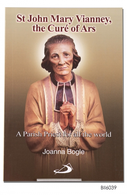 ENGLISH BOOK St John Mary Vianney the Cure of Ars