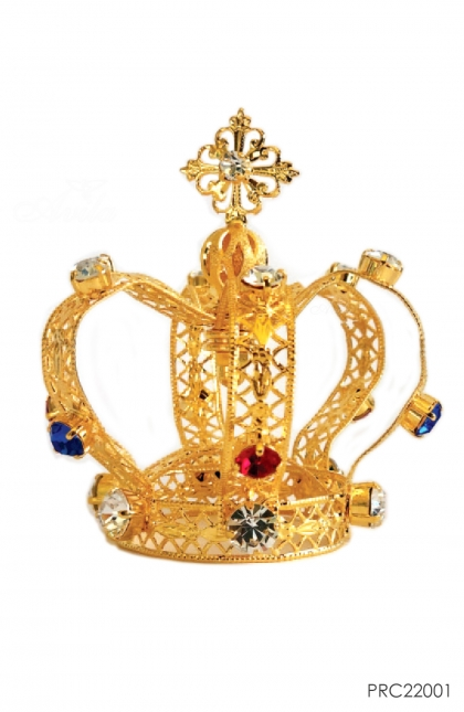 Mini Imperial Crown for Mother Mary
