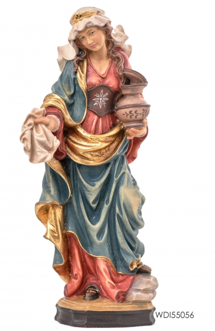 Woodcarved Statue St. Magdalena