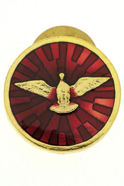 PIN BANDUL HOLY SPIRIT ROUND