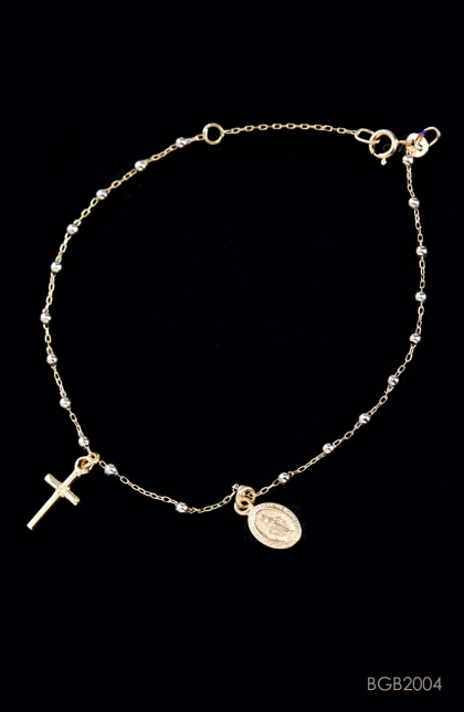 Rosario Gelang Yellow Gold 18K - Limited Stock -