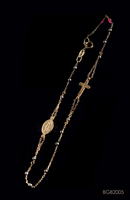 Rosario gelang - Gold 18K (limited stock)