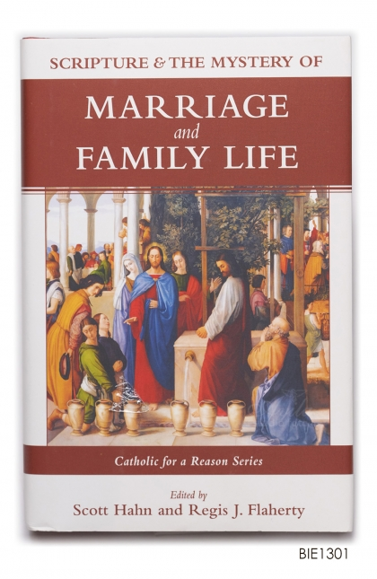 English Book - Scripture & The Mystery of Marriage and Family Life