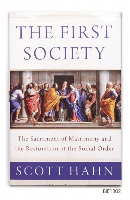English Book - The First Society