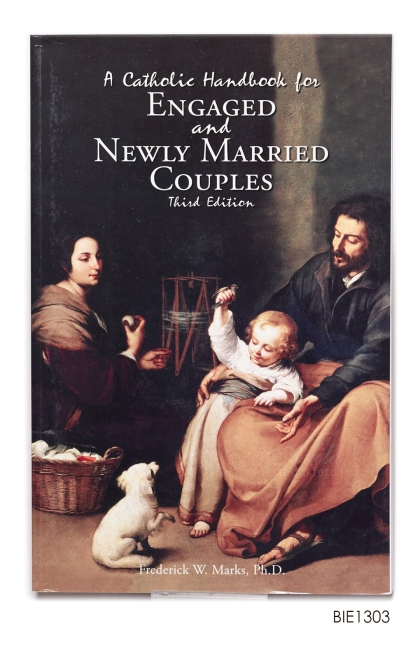 English Book - A Catholic Handbook for ENGAGED and NEW MARRIED COUPLES - Third Edition