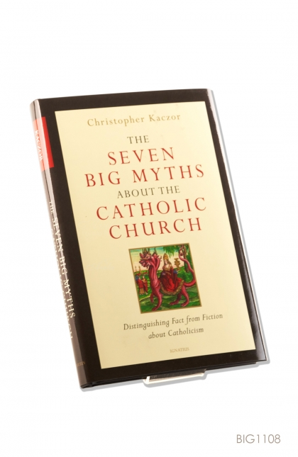 English Book - The Seven Big Myths about the chatolic church