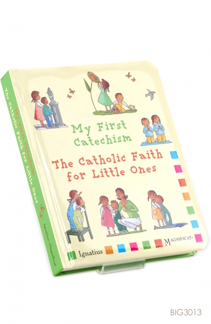 ENGLISH BOOK - My First Catechism (The Catholic Faith for Little Ones)