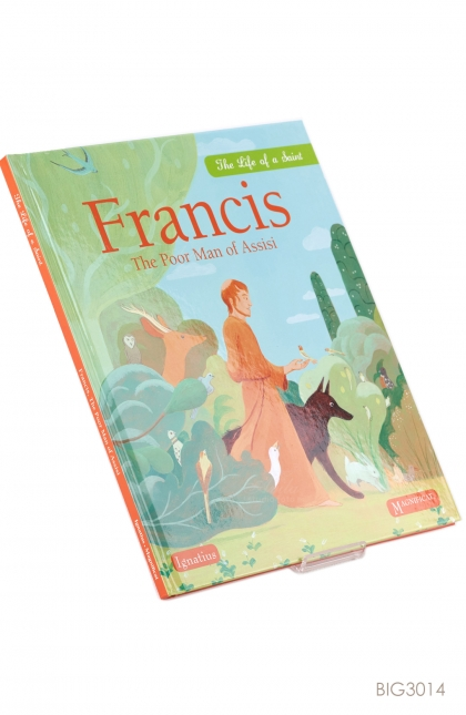 ENGLISH BOOK - Francis The Poor Man of Assisi