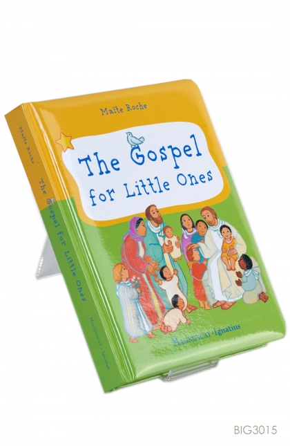 ENGLISH BOOK - The Gospel for Little Ones