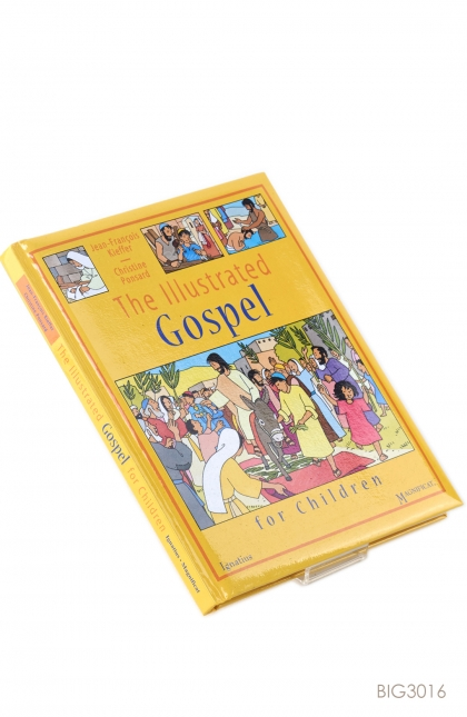 ENGLISH BOOK - The Illustrated Gospel for Children