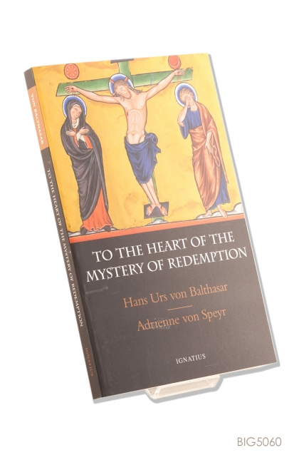 English Book - To The Heart Of The Mystery Of Redemption