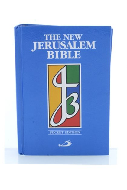 THE NEW JERUSALEM BIBLE POCKET EDITION
