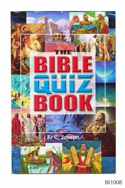 ENGLISH BOOK - Bible Quiz Book