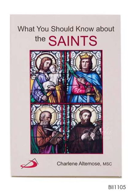 ENGLISH BOOK - What You Should Know about the SAINTS