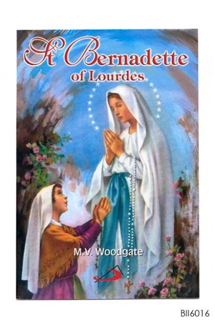 ENGLISH BOOK St Bernadette of Lourdes