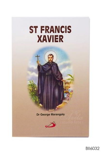 ENGLISH BOOK ST FRANCIS XAVIER
