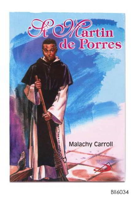 ENGLISH BOOK St Martin de Porres