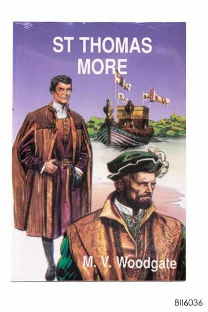 ENGLISH BOOK St Thomas more