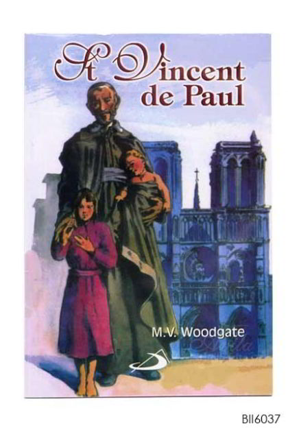 ENGLISH BOOK St Vincent de Paul