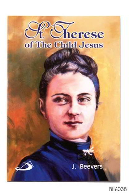 ENGLISH BOOK ST THERESE - of the Child Jesus