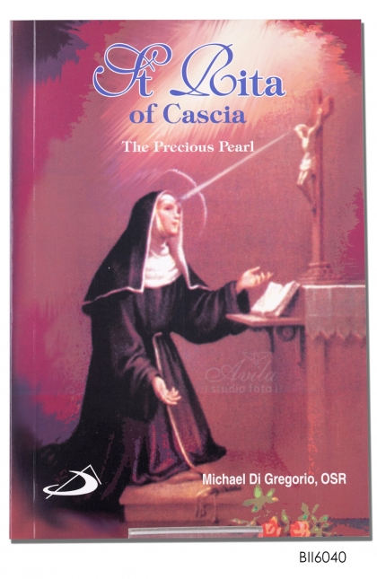 ENGLISH BOOK St Rita of Cascia (the precious pearl)