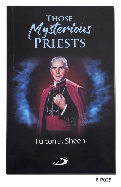ENGLISH BOOK Those Mysterious Priests