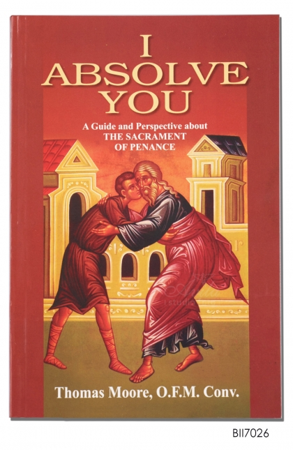 ENGLISH BOOK - I Absolve You