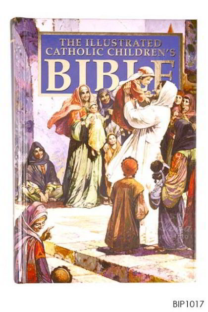 The Illustrated Catholic Children's