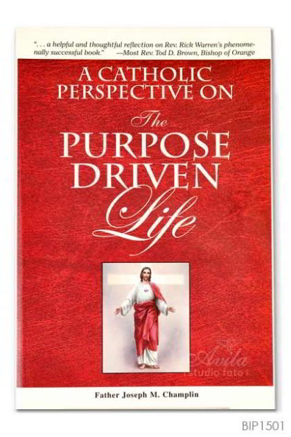 ENGLISH BOOK ~ A Catholic Perspective the Purpose Driven Life