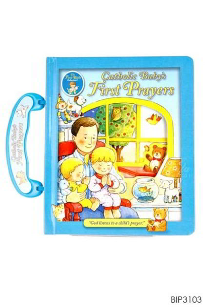 ENGLISH BOOK - Catholic Baby's First Prayers