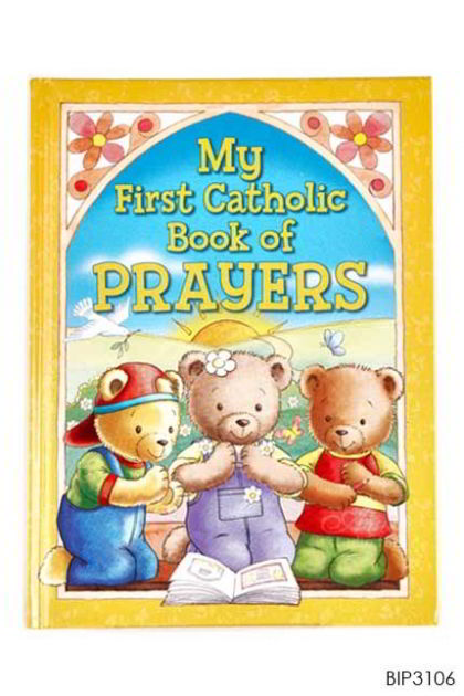 -My First Catholic Book of PRAYERS