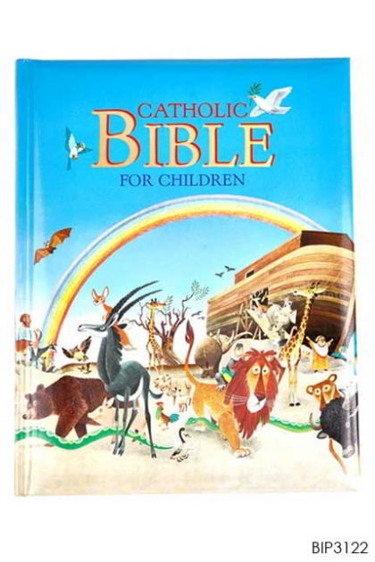 ENGLISH BIBLE - Catholic Bible for Children, Hardcover