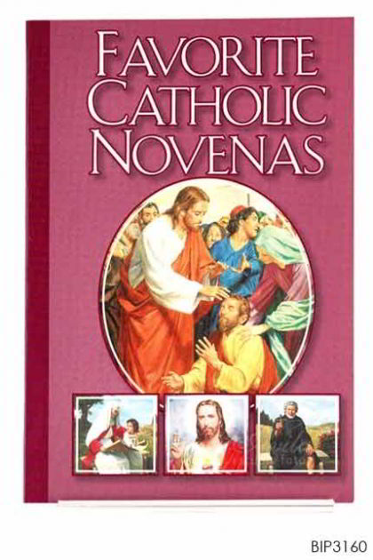 ENGLISH BOOK Favorite Catholic Novenas