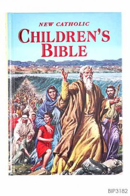 ENGLISH BIBLE ~ New Catholic Children's Bible