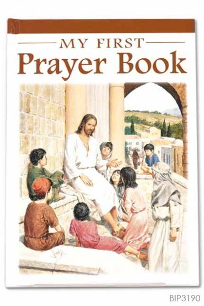 ENGLISH BOOK ~ My First Prayer Book, Hardcover