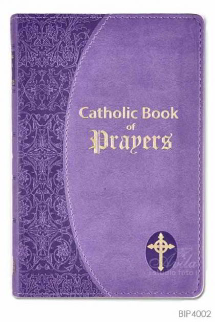 ENGLISH BOOK ~ Catholic Book of Prapers
