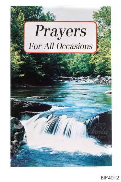 ENGLISH BOOK - Prayers For All Occasions