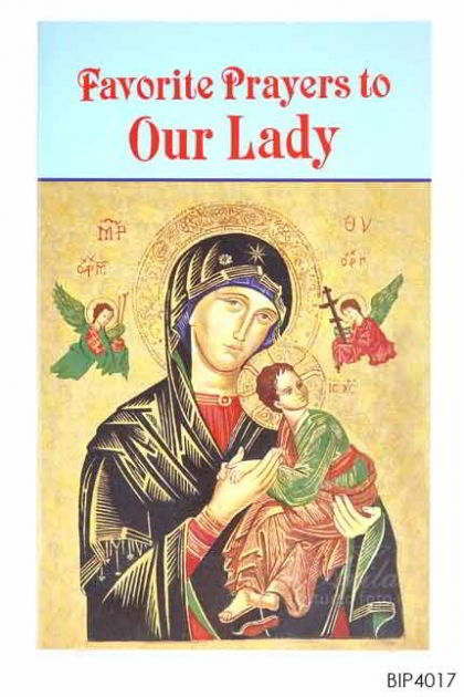 ENGLISH BOOK - Favorite Prayers to Our Lady