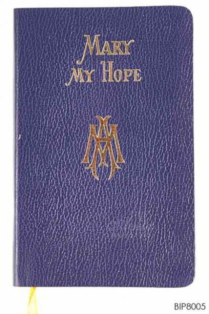 ENGLISH BOOK MARY MY HOPE