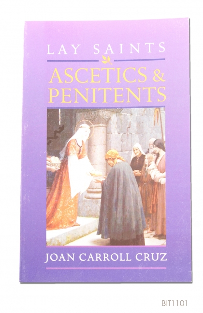 ENGLISH BOOK Lay Saints: Ascetics & Penitents