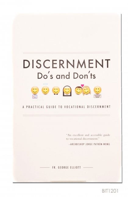 ENGLISH BOOK Discernment Do's and Don'ts: A Practical Guide to Vocational Discernment