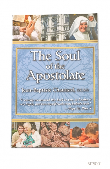 ENGLISH BOOK The Soul of the Apostolate