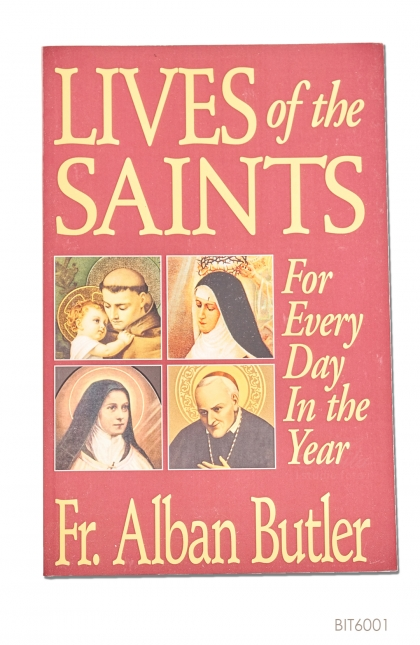 ENGLISH BOOK Lives of the Saints: For Every Day in the Year