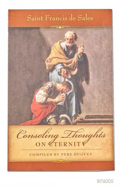 ENGLISH BOOK Consoling Thoughts of St. Francis de Sales: On Eternity