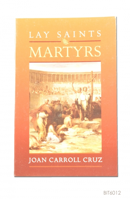 ENGLISH BOOK Lay Saints: Martyrs