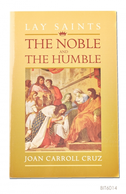 ENGLISH BOOK Lay Saints: The Noble and The Humble