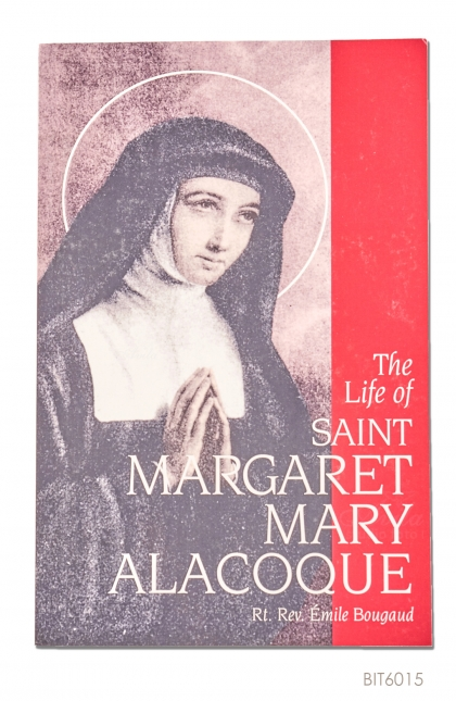 ENGLISH BOOK The Life of Saint Margaret Mary Alacoque