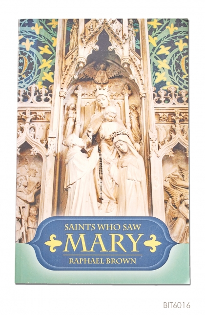 ENGLISH BOOK Saints Who Saw Mary